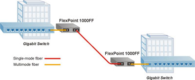 Flexpoint 1000FF Application Example