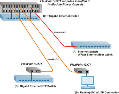 FlexPoint GX/T Application Example
