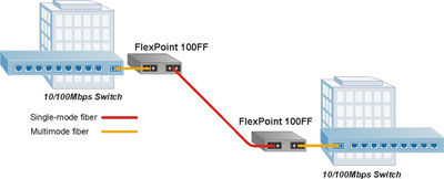 FlexPoint 100FF Application Example