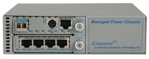 iConverter 2 Module Chassis