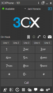 3CXPhone_client_Grey