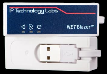 FastLane 7 NetBlazer Secure Remote Access Adapter