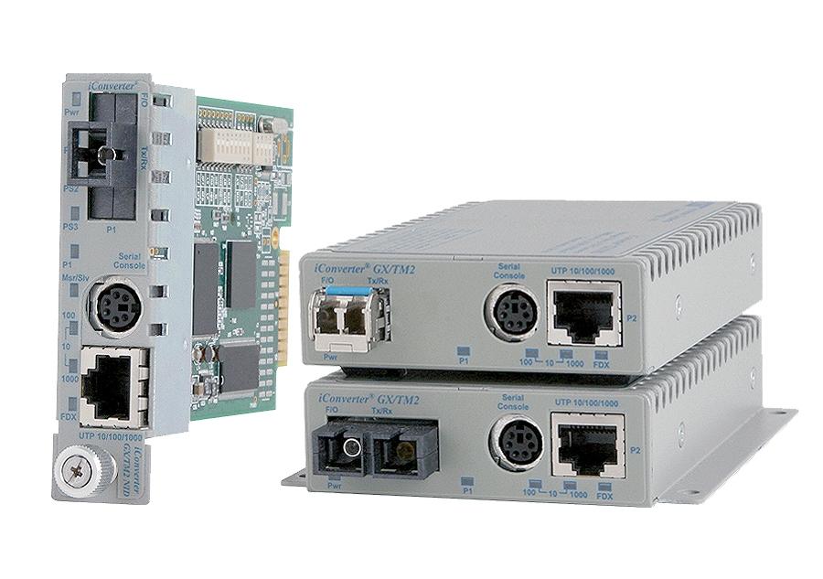 iConverter Gx/TM2 Industrial