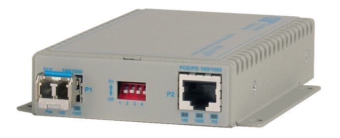 Omnitron iConverter microNID