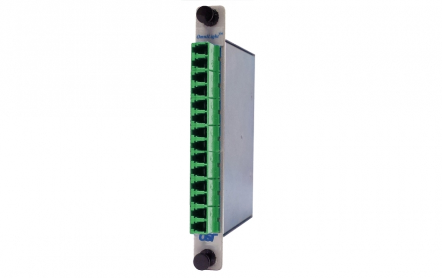 OmniLight 5 Channel Single-Fiber CWDM Multiplexer/Demultiplexer