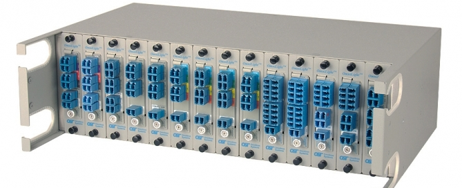 OmniLight LGX 14 Module Chassis